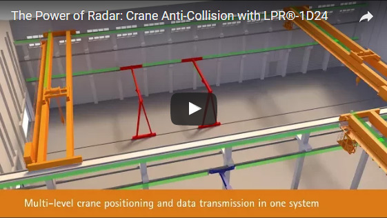 Radio Based Crane Positioning Amp Anti Collision Symeo Gmbh